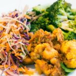 Angela Malik launches Ealing cookery classes every Thursday evening Salads